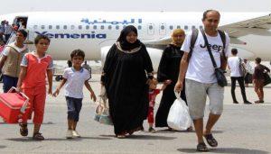 493 300x171 الأردن تقر اجراءات لتسهيل دخول اليمنين الى أراضيها
