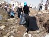 عدن : المؤسسة الاقتصادية تنظم حملة توعية ونظافة لقنوات مجرى مياه الملح