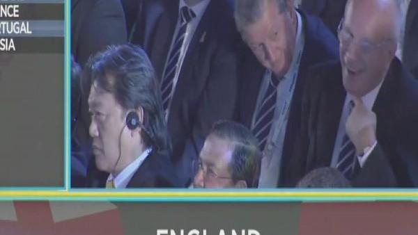 527 قرعة المونديال تذبح رئيس الاتحاد الإنجليزي لكرة القدم