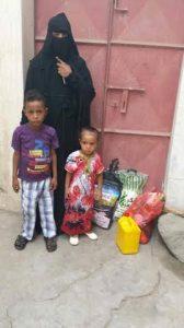 549 168x300 مؤسسة بنات الحديدة تدشن مشروع أدخال السرور لمنزل كل أسرة