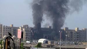 564 إنفجارات تهزمقر إقامة نائب الرئيس اليمنى فى عدن