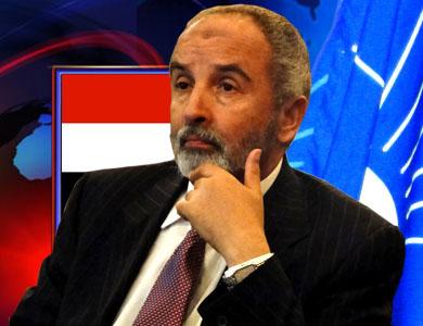 6 اليدومي : بقاء صالح في اليمن لحكمة لا يعلمها إلا الله، ولا يستبعد تورطه في استهداف وزير الدفاع