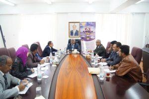 713 300x199 وزير النقل يعقد اجتماعات مكثفة لمناقشات احتياجات المرحلة الراهنة