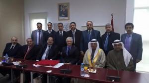 727 300x168  إختيار مؤسسة التنوير للتنمية الاجتماعية عضو ممثل عن (اليمن) للاتحاد العربي للعمل التطوعي بالدار البيضاء