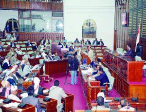 74 300x230 البرلمان يستكمل استعراض تقرير قانون الصحافة البديل