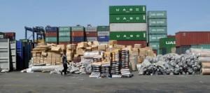 تجار الحديدة ينددون بالعدوان السعودي والحصار الجائر على بضائعهم وتعسفات هئية المواصفات والمقاييس