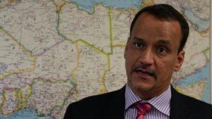 9998641339 300x169 المبعوث الأممي ولد الشيخ من جديد : مفاوضات اليمن في جنيف أو مسقط