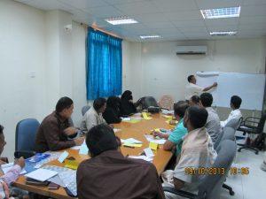 IMG 1798 300x225 الحديدة : جمعية تمكين تنظم دورة المسح التشاركي لتحديد احتياجات المجتمعات المحلية