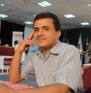 anees 294x300 الصحفي عبدالرحمن أنيس محمد مديراً لتحرير صحيفة 14 أكتوبر الرسمية