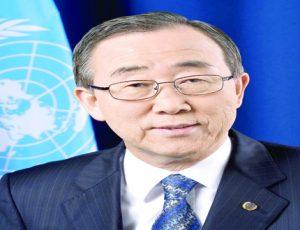 ban 300x230 الأمين العام للأمم المتحدة يرحب باتفاق حل القضية الجنوبية والهيكل الجديد للدولة اليمنية