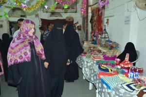 felix2 23434 مؤسسة المنار للتنمية الأجتماعية تقيم معرض وبازار للمشغولات اليدوية بالمراوعة