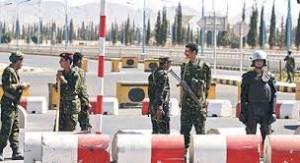 images9 300x163 قتلى من حرس قصر الرئاسة اليمني في اشتباكات مع مسلحين حوثيين