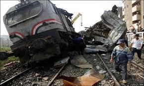 r 49 قتيلا وأكثر من 100 مصاب بحادث تصادم قطارين قرب الإسكندرية