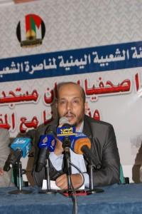 resized DSC018081 200x300 ممثل حركة الجهاد الاسلامي باليمن: غزة تصنع الربيع العربي الحقيقي