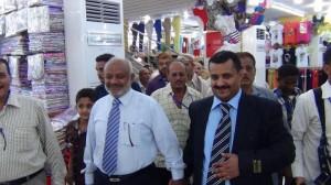 unnamed27 300x168 وكيل محافظة الحديدة يفتتح أكبر مجمع تجاري للتسوق كنج مول بكلفة 1 مليار