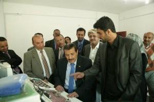 unnamed57 300x199 وزير التعليم العالي : الجامعة الإماراتية مثلت أضافه نوعية متميزة للتعليم العالي في اليمن