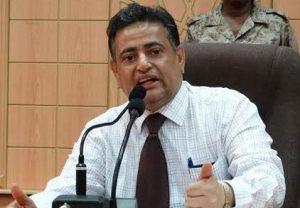 unnamed60 300x208 صخر الوجيه يقدم استقالته من منصبه احتجاجاً على هيمنة الحوثيين على الحديدة